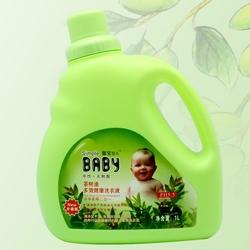 歆宝婴儿茶树油多效健康洗衣液