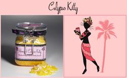 Honeycat cosmeicsKitty Treats Calypso Kitty Pineapple Scrub