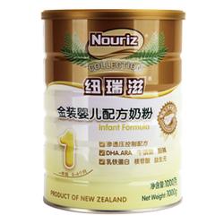 纽瑞滋金装婴儿配方奶粉1段