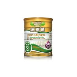 纽瑞滋金装幼儿配方奶粉3段