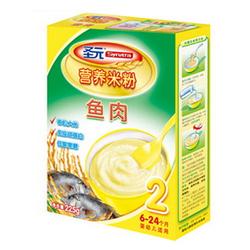 圣元鱼肉营养米粉
