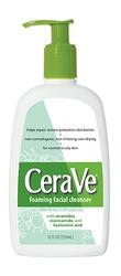 CeraVe泡沫洁面乳