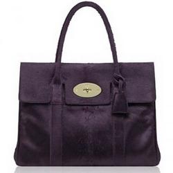 迈宝瑞紫色Basywater手提包