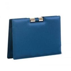 YSL圣罗兰蓝色手包