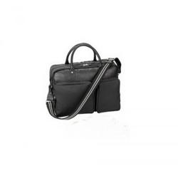 Dunhilld-eight Black Nylon 手提旅行袋