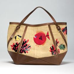 罗杰・维威耶2011春夏蟹及龟图案手袋