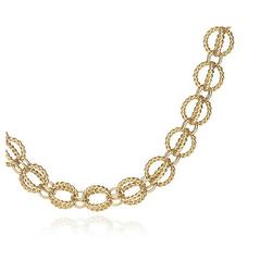 Tiffany & CoJean Schlumberger Circle Rope 项链