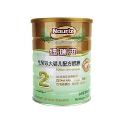 纽瑞滋金装较大婴儿配方奶粉2段