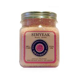 简语玫瑰美白滋润珍珠浴盐
