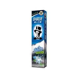 黑人超白竹炭深洁牙膏