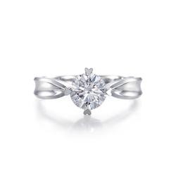 周生生INFINI LOVE「全爱钻」全爱系列戒指