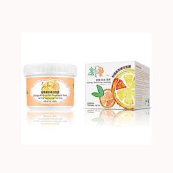 蜜�柑橘�萃果冻面膜