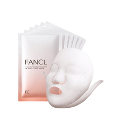 FANCL修护滋养精华面膜