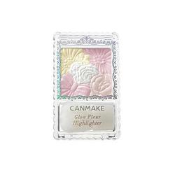 CANMAKE五色花瓣雕刻高光修容