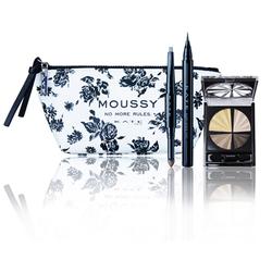 凯朵X MOUSSY 2015全新跨界合作限量版化妆套祖