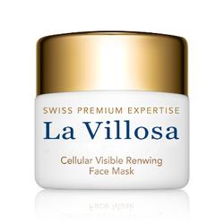 La Villosa雪露紫亮彩焕肤修护面膜