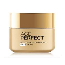 欧莱雅金致臻颜奢养紧妍日霜赋活肌肤年轻之本  创新含Pro-Calcium钙原因子+精油凝萃珍贵肌肤必要之本