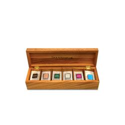 【其他】THANN 6款�b茶�~�Y盒