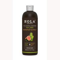 赫拉茶树西柚双效去油平衡护发素