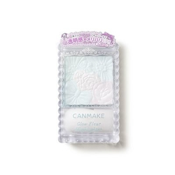 CANMAKE五色花瓣系列蓝紫高光