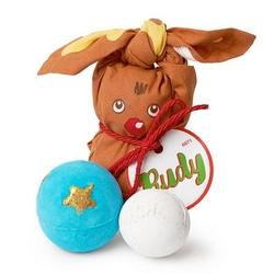 LUSH圣诞小鹿礼盒