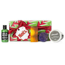 LUSH圣诞佳音礼盒