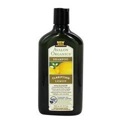 阿瓦隆清透柠檬洗发水