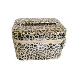 DHC豹纹化妆箱
