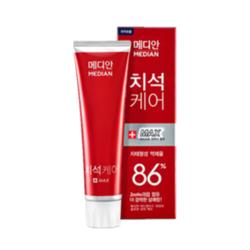 爱茉莉麦迪安86%专业强效去黄牙膏(红色)