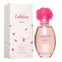 歌宝婷粉红色香水