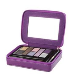 YSL圣罗兰绝版限量极致旅行紫色化妆盒