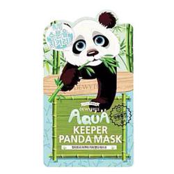 自然晨露熊猫动物面膜
