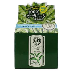 娜丽丝优物语绿茶洁面皂