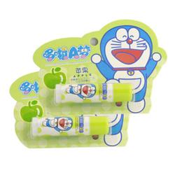 哆啦A梦儿童苹果润唇膏