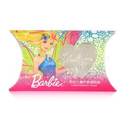 芭比儿童护肤透明皂