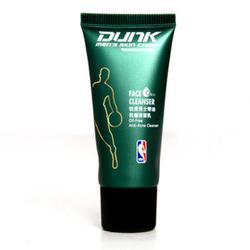 【其他】NBA男士零油抗痘洁面乳