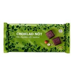 【其他】宜家 榛仁牛奶味巧克力