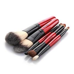 【其他】炫红八头便携化妆套刷