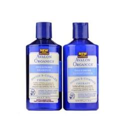 阿瓦隆防脱发洗发水护发素套装