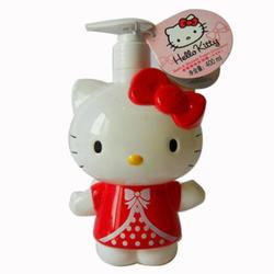 【其他】凯蒂猫立体沐浴露(草莓味)