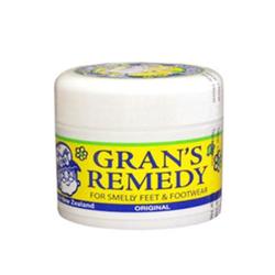 【其他】Gran's remedy神奇臭脚粉