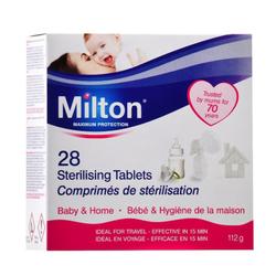 Milton妙儿康消毒泡腾片