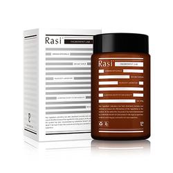 Rasi成分实验室马鞭草海盐磨砂膏