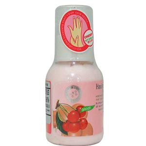 樱桃精华手霜