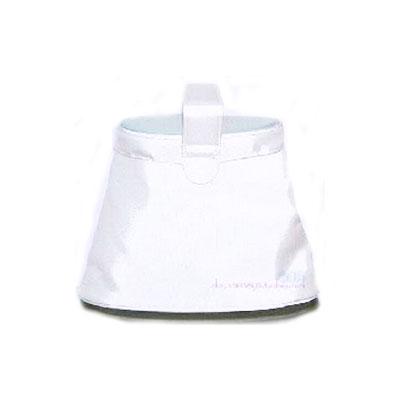 白色化妆包