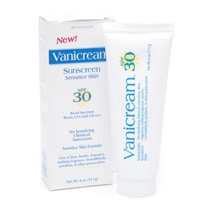 防晒霜SPF30(敏感肌肤)