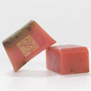 玫瑰小黄瓜有机皂