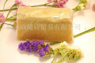 柠檬粘土有机手工皂