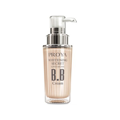 珀萊雅靚白肌密超級名模BB霜