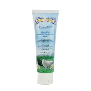 羊奶水凝柔白洁面乳霜